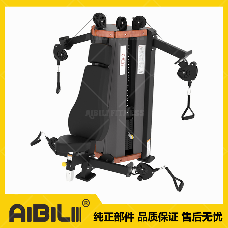 ABL-SJ01 肩胸部综合功能 SHOULDER&CHEST